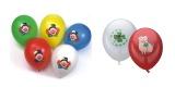 Luftballons mit Druck