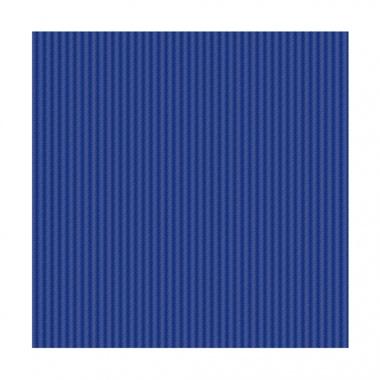 50 Servietten -ROYAL Collection- 1/4-Falz 25 cm x 25 cm dunkelblau -Delicate Line-