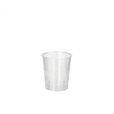 40 Gläser für Schnaps, PS 2 cl Ø 3,7 cm 4,1 cm glasklar