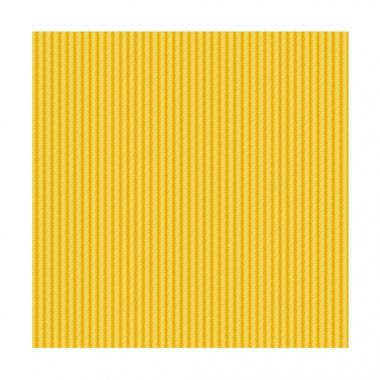 50 Servietten -ROYAL Collection- 1/4-Falz 25 cm x 25 cm gelb -Delicate Line-