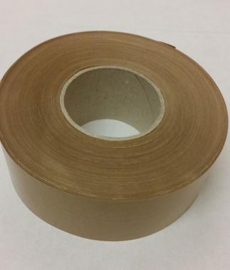 Klebeband braun mit Kern, Nassklebeband Klebeband für Aquarellpapier