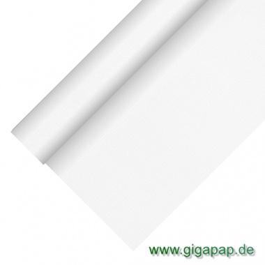 Tischdecke weiss 25 m x 0,9 m stoffähnlich, Vlies