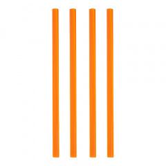 135 Shake-Halme Ø 8 mm 25 cm orange