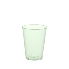 50 Trinkbecher, PS 0,2 l Ø 7,5 cm 9,7 cm hellgrün
