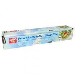 Frischhaltefolie, PVC 300 m x 45 cm mit praktischem Schneidesystem