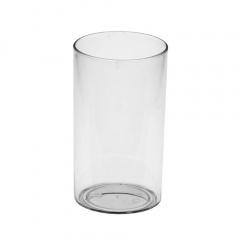 30 Fingerfood - Becher 60 ml Ø 4 cm 7,5 cm glasklar