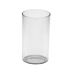 12 Fingerfood - Becher 60 ml Ø 4 cm 7,5 cm glasklar
