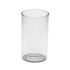 12 Fingerfood - Becher 60 ml Ø 4 cm 7,5 cm glasklar
