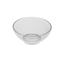 12 Fingerfood - Schalen rund Ø 7,2 cm 3 cm glasklar