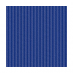 50 Servietten -ROYAL Collection- 1/4-Falz 25 cm x 25 cm dunkelblau -Delicate Line-