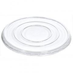 50 Deckel für Salatschalen, PS rund Ø 18 cm 1,5 cm klar