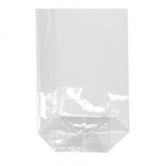 300 Bodenbeutel, PP 15 cm x 10 cm x 3,5 cm transparent