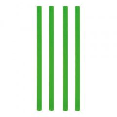 135 Shake-Halme Ø 8 mm 25 cm grün