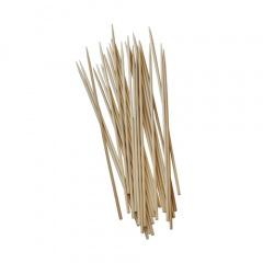 1000 Schaschlikspieße, Holz Ø 3 mm 20 cm