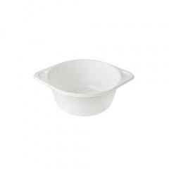 50 Suppenterrinen, PS 350 ml Ø 12,4 cm 5,3 cm weiss