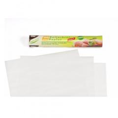 100 Blatt Butterbrotpapier 25 cm x 30 cm weiss