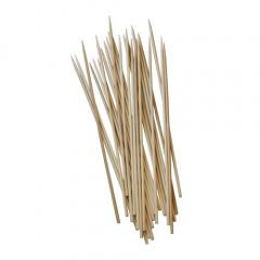 1000 Schaschlikspieße, Bambus Ø 3 mm 25 cm