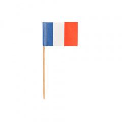 500 Deko-Picker 8 cm -Frankreich-