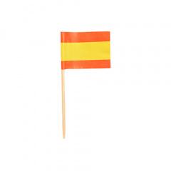 500 Deko-Picker 8 cm -Spanien-