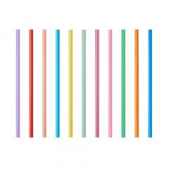 135 Shake-Halme Ø 8 mm 25 cm farbig sortiert