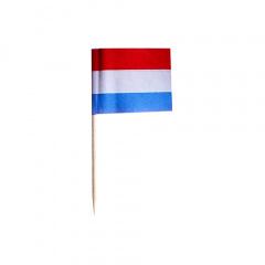 500 Deko-Picker 8 cm -Niederlande-