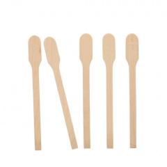 1000 Rührstäbchen, Holz -pure- 13 cm