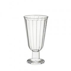 160 Gläser für Eiskaffee, PS 0,25 l Ø 7,3 cm 14 cm glasklar
