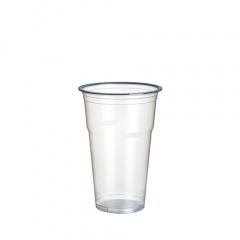 12 Trinkbecher, PP 0,2 l Ø 7,8 cm 10,8 cm transparent