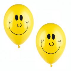 10 Luftballons Ø 25 cm -Sunny-