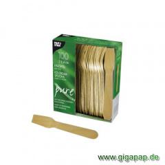 100 Eislöffel, Holz