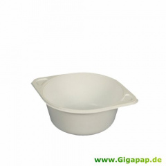 500 Suppenterrinen, PS 350 ml Ø 12,4 cm 5,3 cm weiss