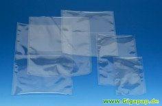 100 Siegelrandbeutel, PA / PE 20 cm x 40 cm transparent
