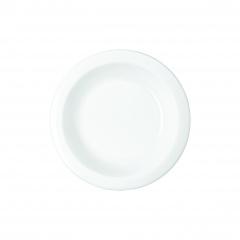 Suppenteller 500 ml aus unzerbrechlichem PP - 21,5 cm