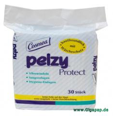 Cosmea® Pelzy Protect Vlieswindeln/Saugvorlagen 30 Stück