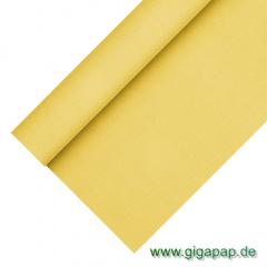 Tischdecke gelb 25 m x 1,18 m stoffähnlich, Vlies
