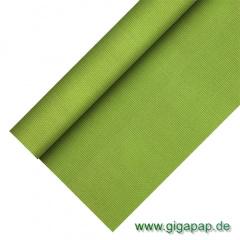 Tischdecke olivgrün 25 m x 1,18 m stoffähnlich, Vlies