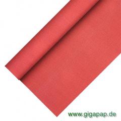Tischdecke rot 25 m x 1,18 m stoffähnlich, Vlies