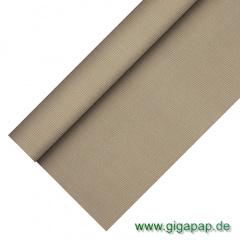 Tischdecke grau 25 m x 1,18 m stoffähnlich, Vlies