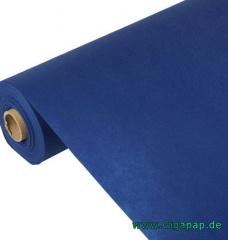 Tischdecke dunkelblau 40m x 0,9m, stoffähnlich, Vlies