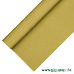 Tischdecke gold 25m x 1,18m stoffähnlich, Vlies