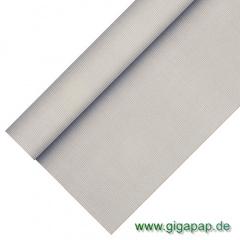 Tischdecke silber 25m x 1,18m stoffähnlich, Vlies