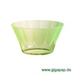 66 Eis- und Dessertbecher, PS rund 300 ml Ø 11 cm 6,5 cm grün -Royal-