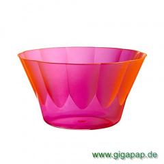 54 Eis- und Dessertbecher, PS rund 400 ml Ø 12 cm 7 cm pink -Royal-