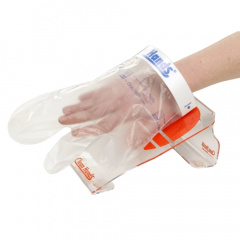 Clean Hands Base Double Kit Plexi 22 cm x 12,7 cm x 11,5 cm Handschuhwechselsystem