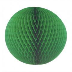 Wabenball Ø 60 cm grün schwer entflammbar