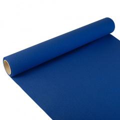 Tischläufer, Tissue -ROYAL Collection- 3 m x 40 cm dunkelblau auf Rolle
