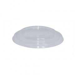 30 Deckel für Salatschalen, PET -To Go- Ø 12,5 cm 2 cm glasklar