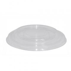30 Deckel für Salatschalen, PET -To Go- Ø 15,1 cm 2 cm glasklar