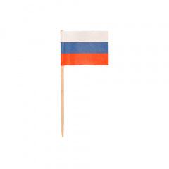 100 Deko-Picker 8 cm -Russia-