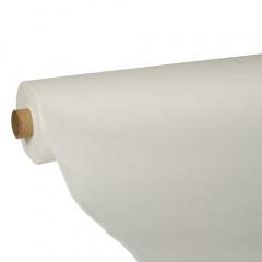 Tischdecke, Tissue -ROYAL Collection- 25 m x 1,18 m weiss